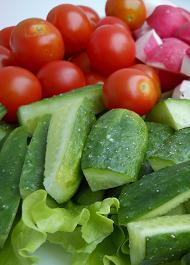 Смотрите салаты и закуски из овощей